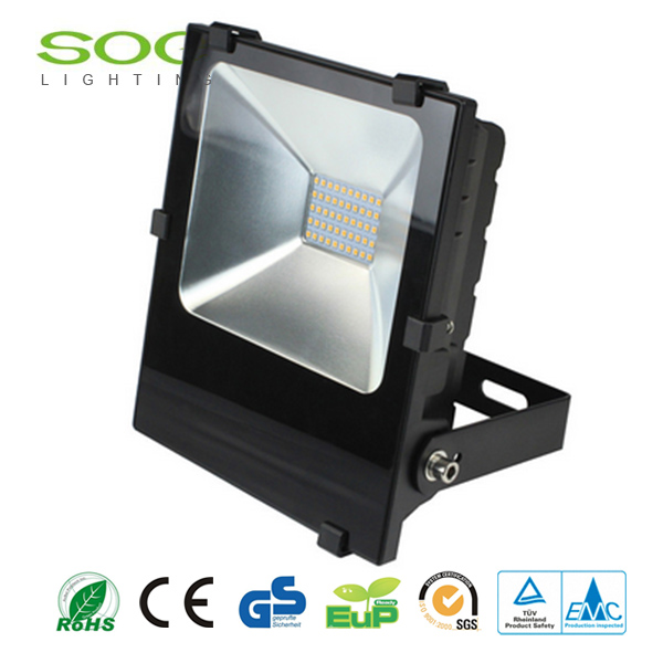 Lampu LED Floodlight Ultra tipis / Langsing