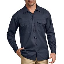 Мужская рабочая рубашка с длинным рукавом