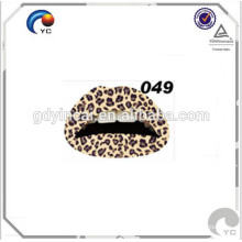 Personalized temporary tattoo sticker (lips ticker series)