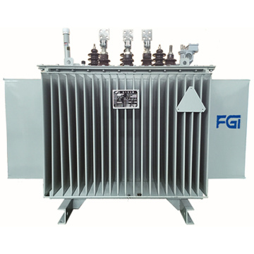 Transformer Distribusi Core Amorf Logam Rugi Rendah