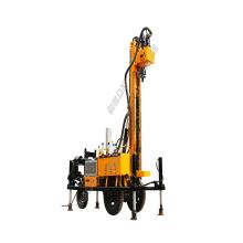 Modular hydraulic DTH down hole drill rig machine