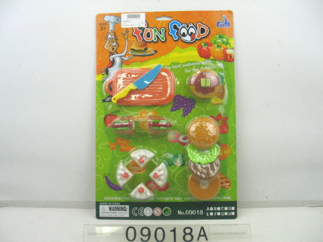 Plastic Toy Fruit