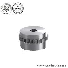 2015 Aluminium CNC Bearbeitungsservice mit verchromt