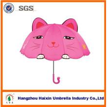 Cartoon Kid Kinder Kuppel Regenschirm Werbeartikel