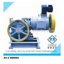 Componentes de AC2 dois velocidade levantar engrenagem máquina 630-750KG