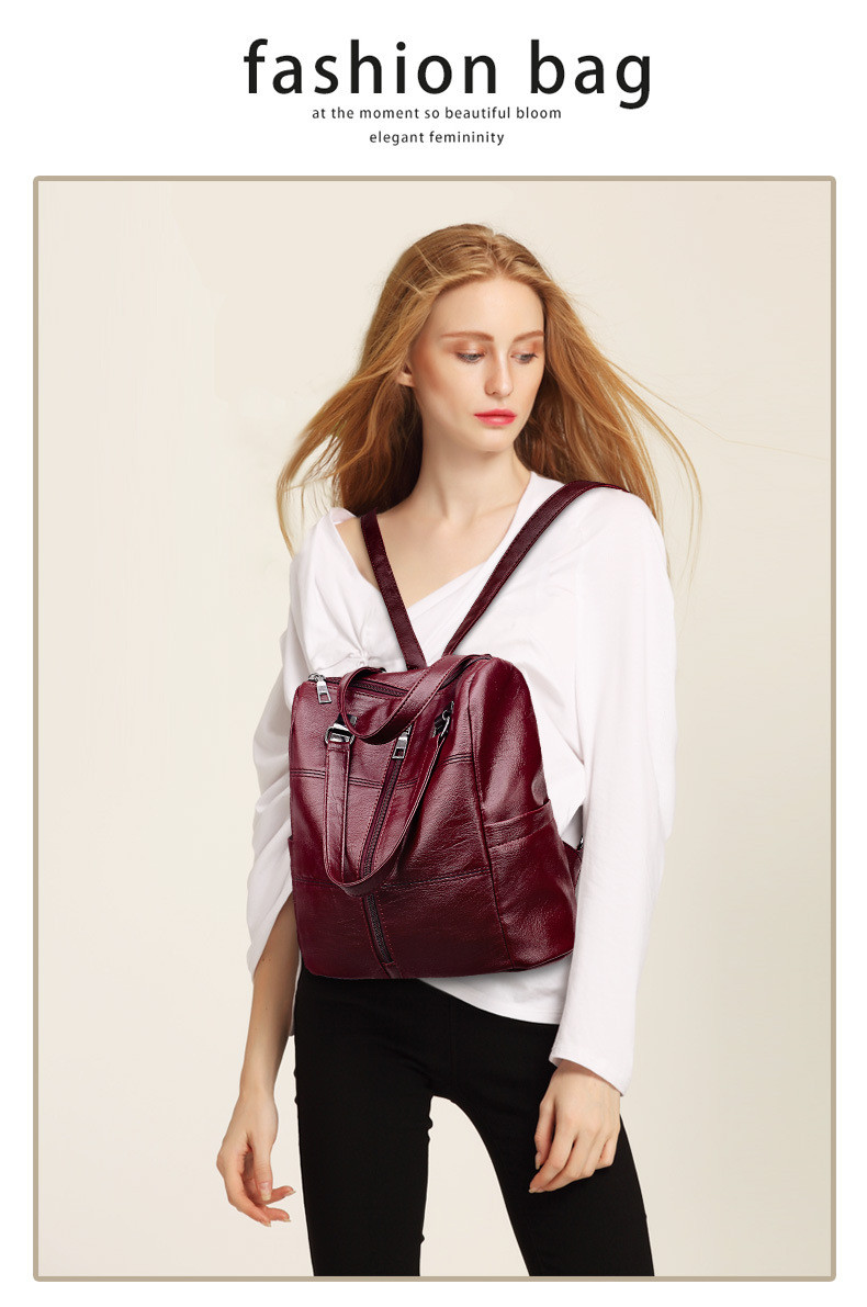lady double shoulder bags s1815 (7)