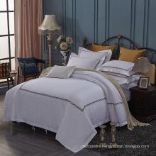 Cotton Satin 3-5 Star Hotel Linen, Hotel Bedding, Hotel Bed Linens