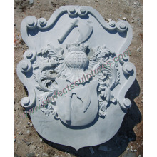 Carving Stone Marble Sculpture Relief for Wall Art Decoration (SY-R029)