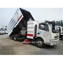 Camiones ligeros Dongfeng Barredora de calles montada