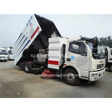 Легкогрузовые автомобили Dongfeng Mounting Street Sweeper