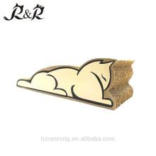 Cat Scratcher Corrugated Indoor Cardboard Cat Scratcher Jumbo Cat Bed ACS-6003