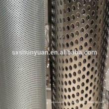 Forte estrutura melhor preço chapa perfurada / malha de arame