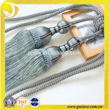 Nouveaux produits en Chine à vendre Tassel fait à la main en Polyester Tieback
