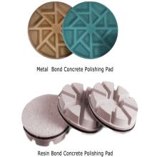 Almofada de polimento de diamante para pedra / concreto