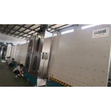 Lavadora de vidrio vertical industrial