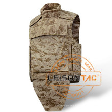 Ballistic Vest with Kevlar or Tac-Tex and Bulletproof Panel Has Passed USA HP Lab Test