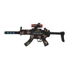 Pistola Submachine Elecrtic de plástico de emulación (10212486)