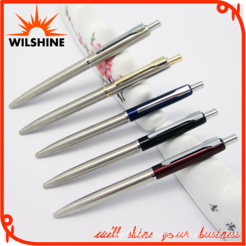 Stainless Steel Parker Style Ball Pen for Promoton (BP0046)