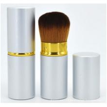 Solid Wood Handle Cheek Red Brush, Rouge Brush Beauty Makeup Makeup Brush