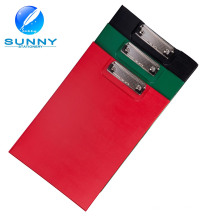 2015 High Quality A4 Double Side PVC Folding Clipboard