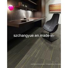 Nylon Modular Carpet Tiles with PVC Backing