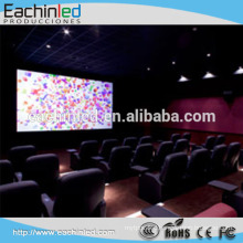 4x2m Giant Wide Screen 16:9 1080P Ultra HD P2.9 LED Video Wall for Cinema