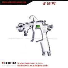 Pistola de alimentação de pressão no tanque de pintura / bomba de DP W101