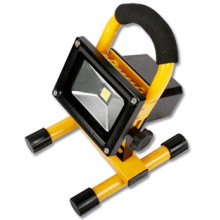 10W LED Charging Flood Lamp (GN-TGD-10W-CW-Charging)
