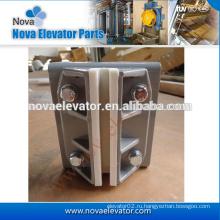 NV25S-H003 Подъемно-направляющие ботинки Hitachi Lift, направляющее устройство для лифта