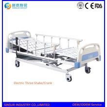 Cuarto de hospital de la necesidad de la sala del hospital de tres trastos