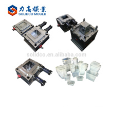 Top quality Reflection Hot Sale plastic lunch container mould supplier household storage container plastic injection mould conta