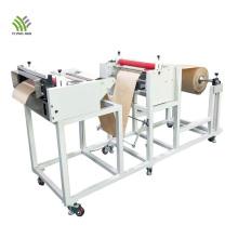 Automatic non woven fabric cutting machine