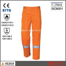 Anti-Static Men′s Flame Retardant Trousers