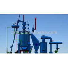 Biomasse-Vergaser-Generator für Strom