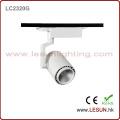 Preço de fábrica 7W Black LED COB Faixa de iluminação LC2307t