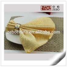 100% Polyester Jacquard Fabric Napkin,Table Napkin,Table Linen