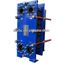 intercambiador de calor para la industria alimentaria y uso marino