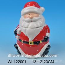 Горячая надувная канистра на Рождество