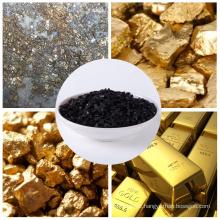 Venda quente Baixo preço por tonelada de casca de coco carvão ativado para mineração de ouro