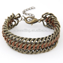 Bracelet en cuivre à haute allure