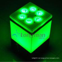 Ce 9X14W Wireless Batteriebetriebene LED Club Licht für Party