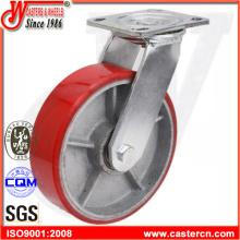 6-Zoll-Schwenkrollenrad für Materialhandhabungsgeräte
