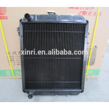 High performance brass copper radiator for IS uzu 4FH1 4BE1 4HG1 Japanese truck radiator