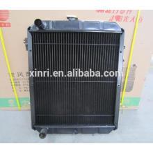 Высококачественный латунный медный радиатор для IS uzu 4FH1 4BE1 4HG1 Японский автомобильный радиатор