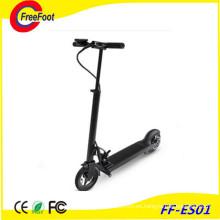 Mini plegable de 10 pulgadas auto equilibrio scooter eléctrico