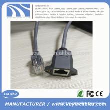 RJ45 Ethernet LAN-сеть Мужской-Женский удлинитель