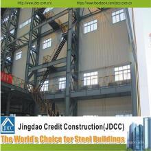 Structure en acier préfabriquée Highrise & Residential Apartment