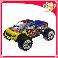 HSP 94108 2.4Ghz 1:10 scale rc car Off-Road Truck Engine 4WD RC Nitro Monster Truck