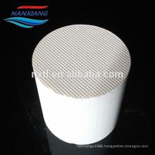 Honeycomb Ceramic converter monolith for Car