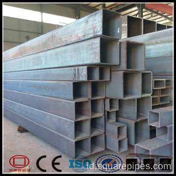 Q195 Q235 Square ERW Dilas Hollow Steel Tube / Pipa